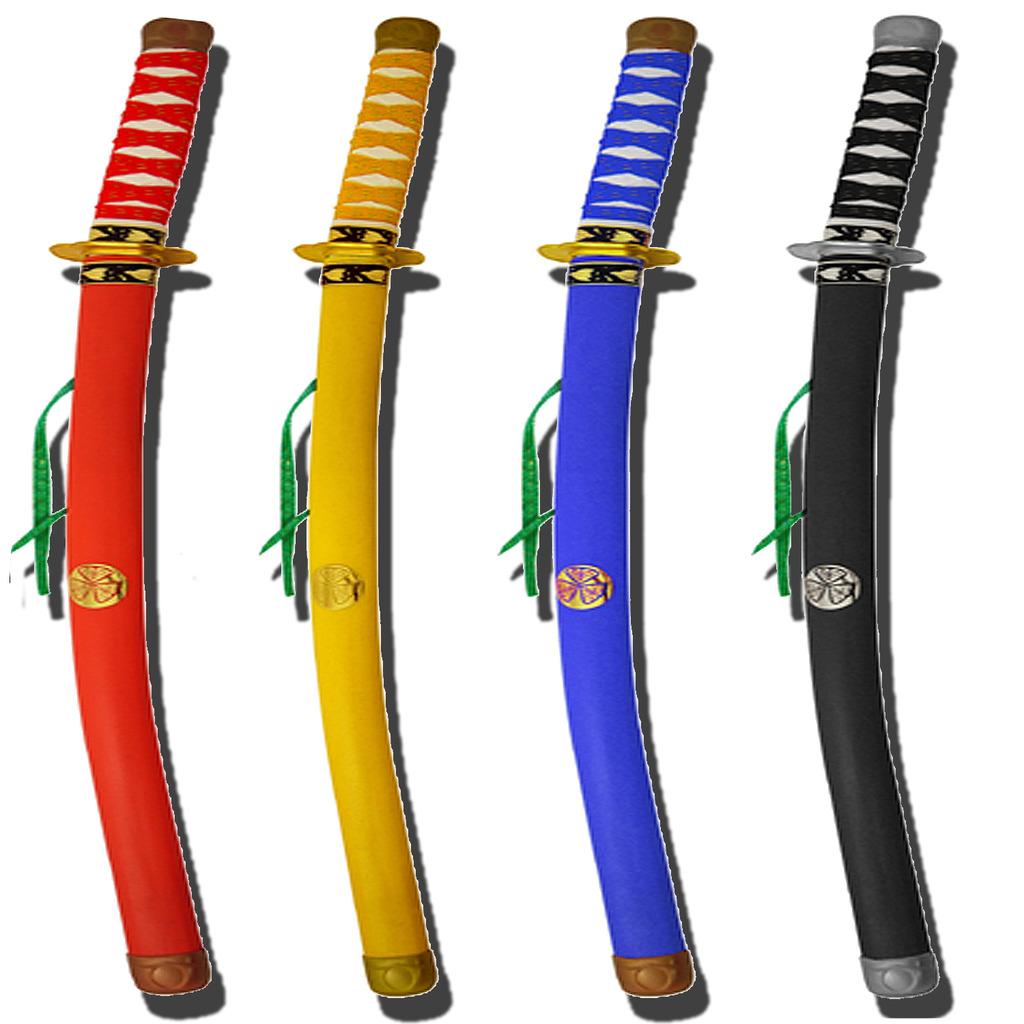 Samurai Ninja Sword Plastic Toy Kids Fancy Dress Role Play