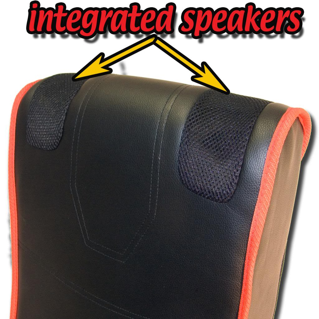 Sports Gaming Chair Playstation Game Ipad Audio Music