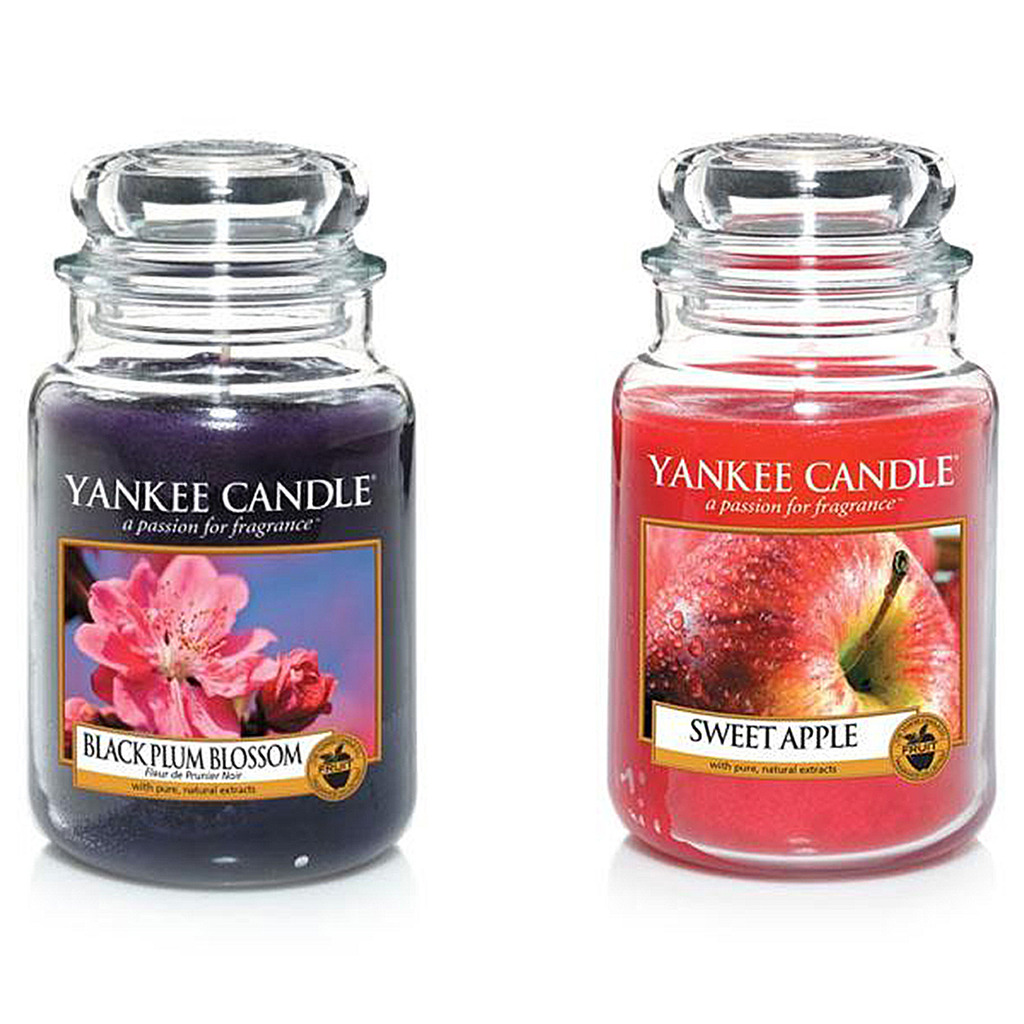 Yankee Candles Cera Profumata Fragranza Lungo La